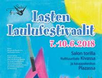 Lasten Laulukaupunki 7.-10.6.2018